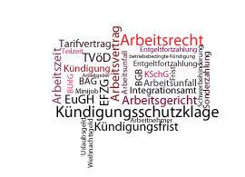 Arbeitsrecht - Rechtsanwalt in Remscheid
