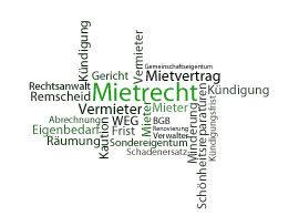 Mietrecht - Rechtsanwalt in Remscheid