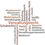 Verwaltungsrecht in Stichworten